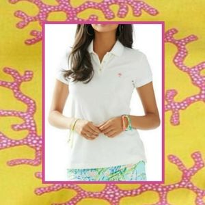 New! Lilly Puilitzer Polo!💕